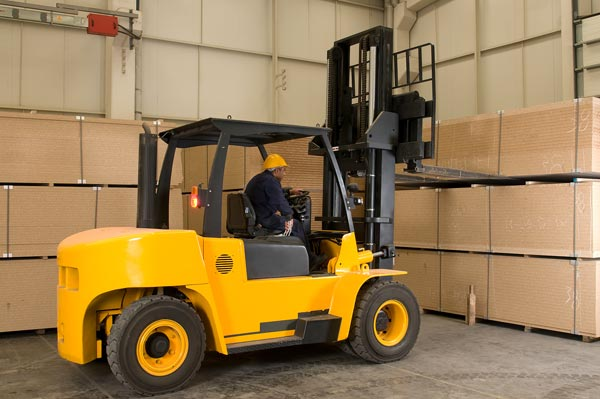 Propane for forklifts and equipment